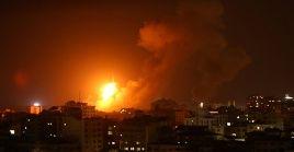 En las últimas semanas Israel ha intensificado los bombardeos contra la Franja de Gaza.