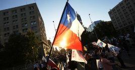 Las fuerzas populares chilenas no se han desmovilizado, en su lucha por las reivindicaciones sociales.
