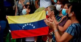 Venezuela registró en las últimas 24 horas un total de 424 nuevos contagios con el coronavirus.