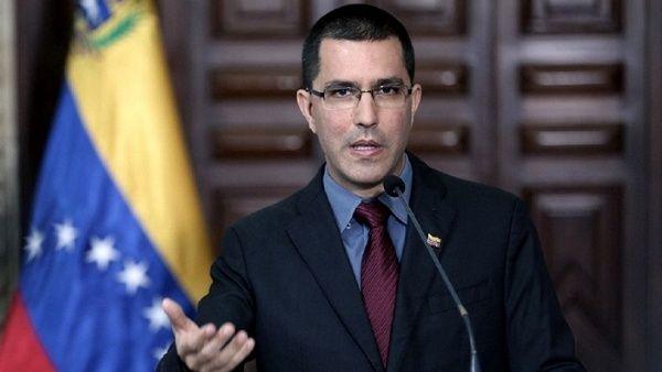 """Arreaza puntualizó que las investigaciones judiciales acerca del paradero de Leopoldo López """"están en curso""""."""