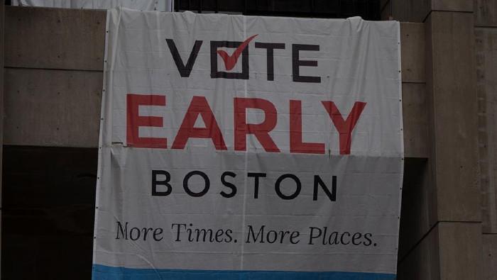 Voto anticipado en EE.UU. marca ritmo de participación récord