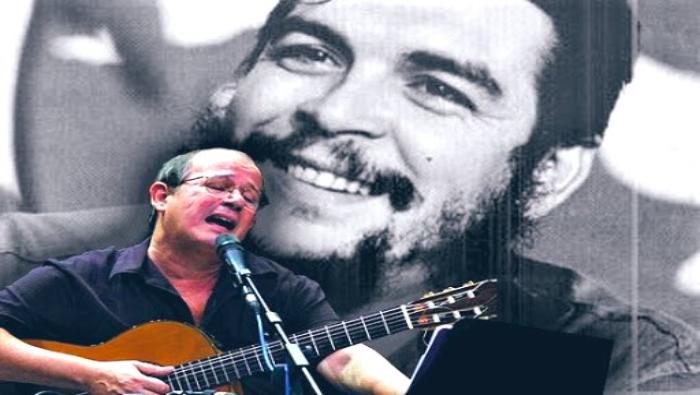 Silvio Rodríguez comparte su gran admiración por el Che Guevara