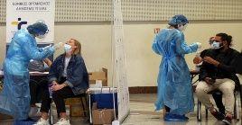 El número total de los casos del coronavirus en el mundo supera los 43 millones, entre ellos 1.15 millones de decesos.