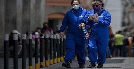 Quito registró en las últimas 24 horas 571 nuevos enfermos y acumula 51.666 casos.