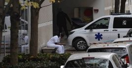 Hasta el momento, del total de afectados, incluidos unos 800 médicos, se recuperaron más de 4.600 personas.