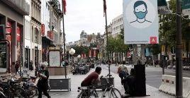 Los encuentros al aire libre se limitarán a cuatro personas, respetando las medidas de distanciamiento social y el uso de las mascarillas.