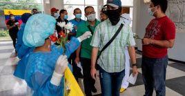A la fecha, han fallecido 824 venezolanos a consecuencia de la enfermedad Covid-19.