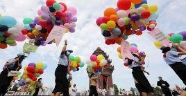 Cambodia: 67 años de su independencia