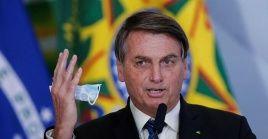 No es la primera ocasión en que Bolsonaro ha sido criticado por sus comentarios homofóbicos y discriminatorios contra la población LGBTI.