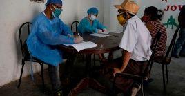 Los fallecimientos por la pandemia en Venezuela ascienden a 838, uno de los registros nacionales más bajos del mundo.