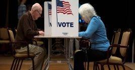 Agencias electorales y funcionarios federales pusieron en tela de juicio las afirmaciones del presidente Donald Trump sobre un fraude electoral generalizado y otras irregularidades en la votación.