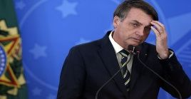 Los candidatos de Bolsonaro en las ciudades de Sao Paulo y Belo Horizonte fueron derrotados en las elecciones municipales.