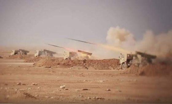 De acuerdo a los informes saharauis, desde el estallido de la beligerancia se han intercambiado fuego de artillería e infantería, con algunas incursiones aéreas marroquíes.