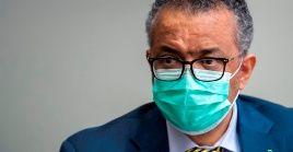 """El alto directivo afirmó que """"no hay tiempo para la complacencia"""" para enfrentar el coronavirus."""
