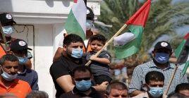 El presidente palestino Maoumud Abbás asegura que la clave para encontrar la paz está en el reconocimiento de la sobería palestina.