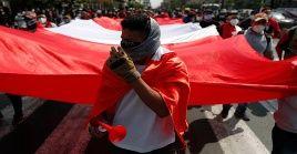 Marco Teruggi destacó que la sociedad peruana discute un cambio de modelo político y económico.