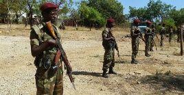 Las fuerzas del Gobierno regional de Tigray y el Ejército del Gobierno federal etíope se enfrentan desde el 4 de noviembre.