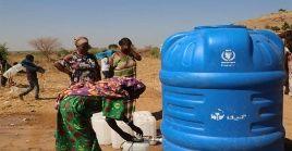 La Acnur ha expresado su preocupación por la seguridad de más de 96.000 eritreos refugiados, afectados por el conflicto.