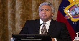 El mandatario indicó que no comparte la decisión de la Asamblea Nacional de censurar y destituir a María Paula Romo.