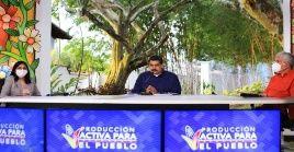 Nicolás Maduro insistió en que con una nueva AN todos los partidos podrán buscar consenso nacional con las fuerzas políticas del país.