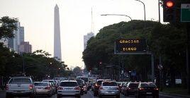 Hasta lasa primera horas del viernes, Argentina registró 7.846 nuevos casos y 275 fallecidos por coronavirus.
