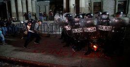 Los ataques contra los comunicadores sociales fueron condenados por el procurador de los Derechos Humanos de Guatemala.