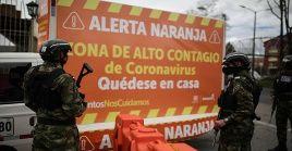 Colombia extendió por 90 días la emergencia sanitaria por la pandemia del coronavirus.