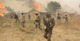 El ataque se llevó a cabo en un campo de arroz en Garin Kwashebe el mismo día en que se realizaban elecciones para elegir los concejos locales.