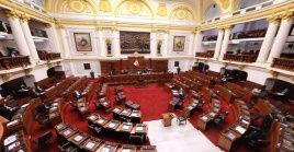 En la sesión, los congresistas también aprobaron las leyes de Endeudamiento Público y Equilibrio Financiero 2021.