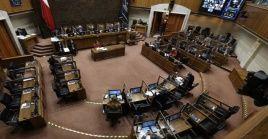 La iniciativa fue aprobada en tercer trámite por el Senado con 41 votos a favor y una 1 abstención.