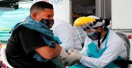 Venezuela totaliza 104.904 contagios confirmados de coronavirus.