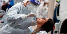 Según las cifras del coronavirus en Colombia, la región más afectada es la región capital con 393.583 contagios.