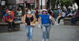 El presidente de Venezuela, Nicolás Maduro, reiteró el llamado a todos los venezolanos a cuidarse de la Covid-19.