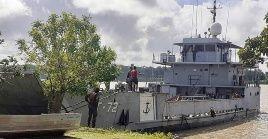 El ministro de Defensa, Vladimir Padrino, manifestó que los órganos de seguridad están trabajando en conjunto para continuar labores de búsqueda de fallecidos del naufragio.