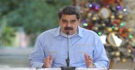 """Maduro instó a los miembros de su gabinete a """"actuar"""", a fin de que la actividad comercial y económica respete las medidas de bioseguridad."""