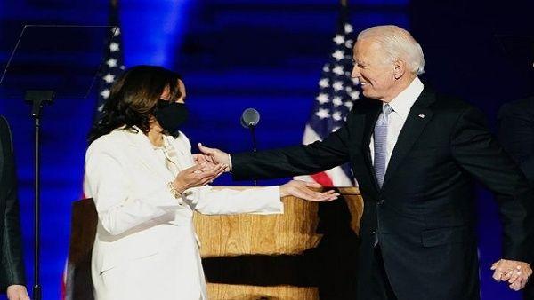 El Colegio Electoral oficializó a Joe Biden y Kamala Harris como presidente y vicepresidenta de EE.UU., respectivamente.