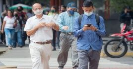 Las autoridades de Venezuela continúan solicitando a la población la adopción de medidas sanitarias para prevenir contagios de Covid-19.
