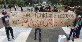 Bachelet recordó que es deber del Estado colombiano estar presente en todo el país.