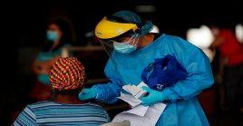Panamá registra un repunte de la pandemia desde la primera semana de noviembre.
