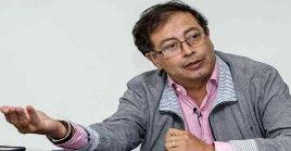 El senador Gustavo Petro responsabilizó al presidente Duque y a Centro Democrático por la exclusión de su partido político.