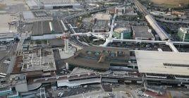 El primer portador de la nueva cepa del coronavirus arribó por el aeropuerto de Fiumicino, Roma.