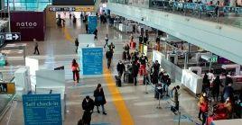 Otros países, como Turquía, Italia, Austria y Países Bajos, también suspendieron los vuelos con Reino Unido.