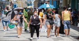 La provincia que más contagios de coronavirus reportó fue La Habana con un total de 30 pacientes.