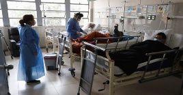 Perú ha registrado en las últimas semanas un incremento en la cifra de contagios, evidenciado un rebrote del coronavirus en el país suramericano.
