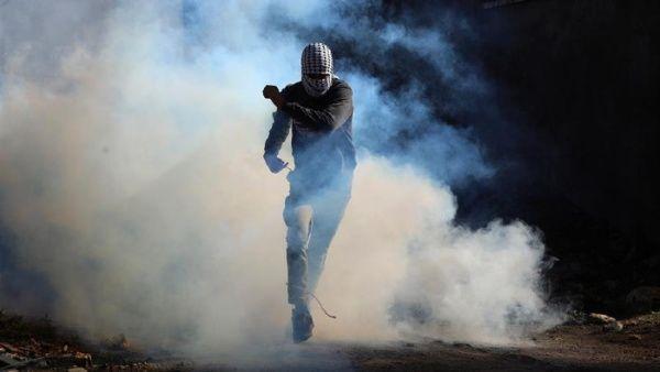 Los palestinos no han dejado de protestar frente a las intenciones anexionistas del Gobierno de Israel.