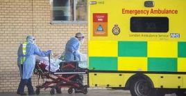 El incremento de las hospitalizaciones ha colocado a los centros de salud en una situación vulnerable.