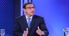 Según la denuncia, el expresidente Martín Vizcarra violó la Constitución mientras se desempeñaba como Ministro de Transporte y Comunicaciones.