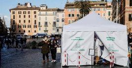 Debido al elevado número de contagios y decesos a causa de la Covid-19, las autoridades italianas prevén extender el estado de emergencia.