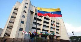 """La Sala Constitucional del Tribunal tachó de """"írrita"""" cualquier acción presidida por el autoproclamado presidente de Venezuela, el diputado opositor Juan Guaidó."""