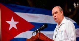 Rodrigo Malmierca expresó que la inclusión por EE.UU. del BFI en el listado de entidades cubanas sancionadas pretende ahogar la economía y afectar al pueblo.